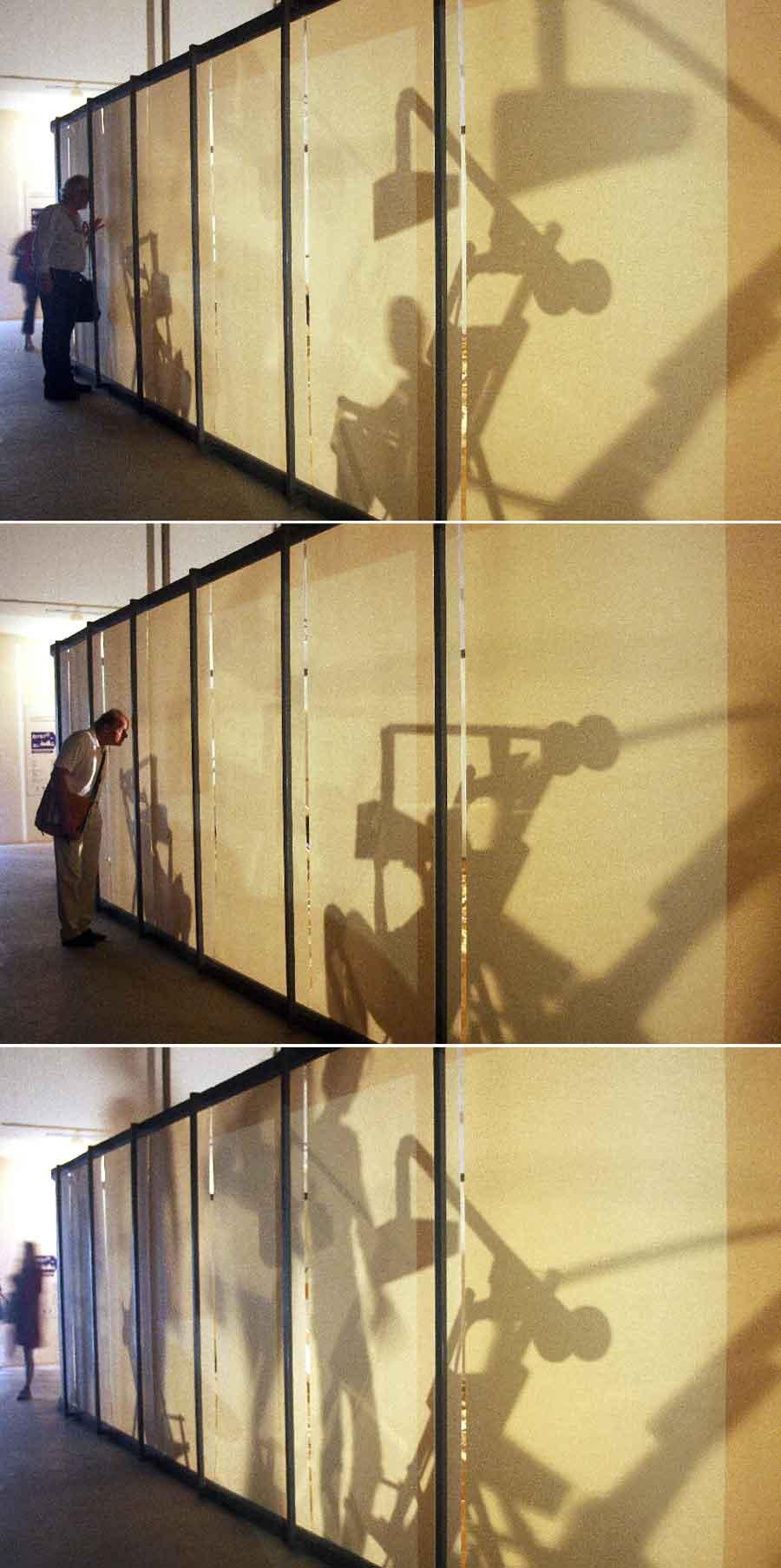 Παιχνίδι σκιών στο διαχωριστικό πέτασμα, © ΝΟΑ