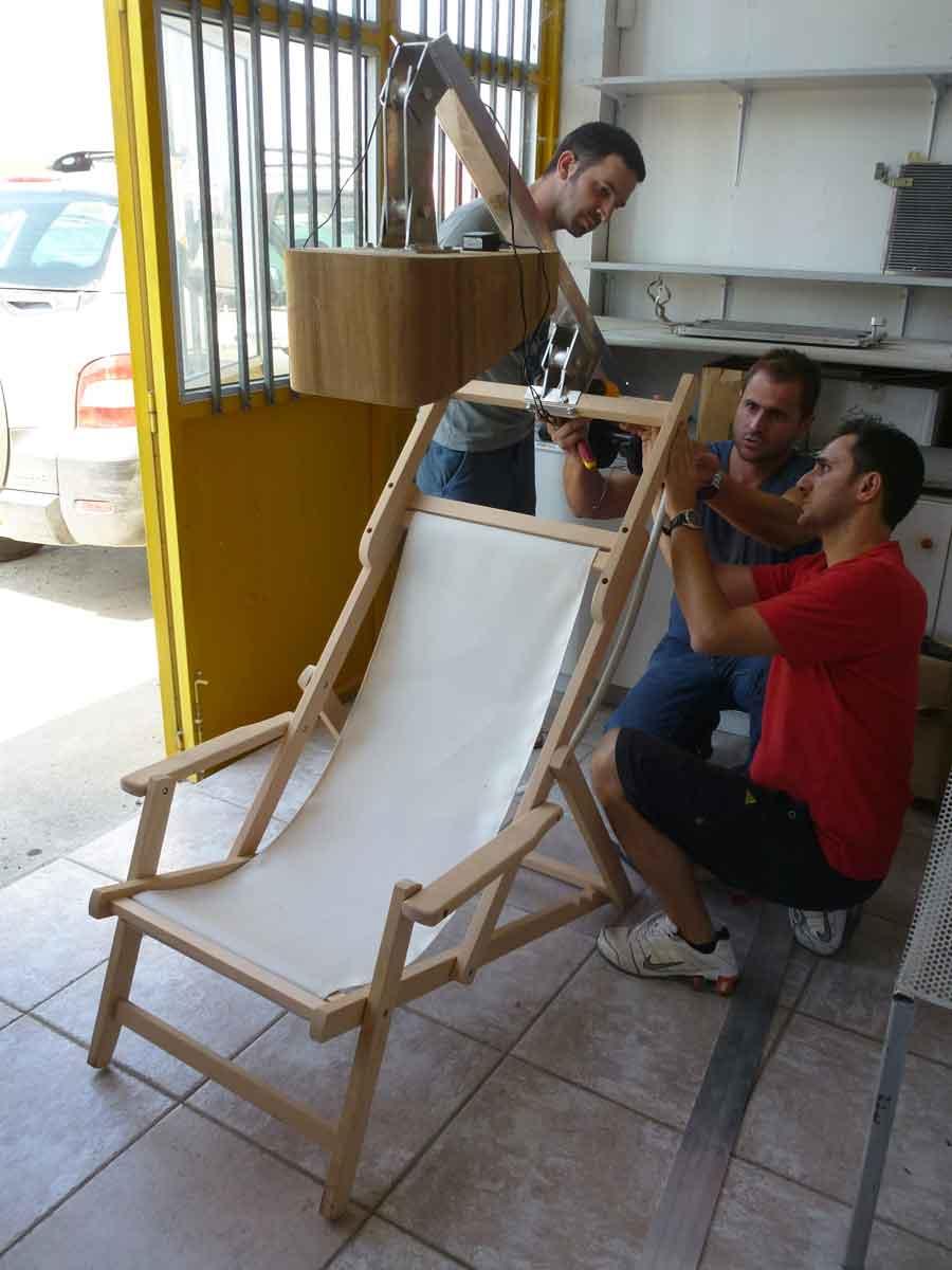 Διαδικασία κατασκευής των  μηχανισμών, © ΝΟΑ