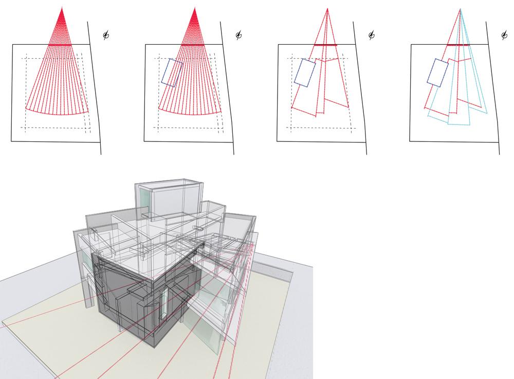 Εξέλιξη κεντρικής ιδέας και τρισδιάστατη απεικόνιση, © Τσικκίνης Χαράλαμπος