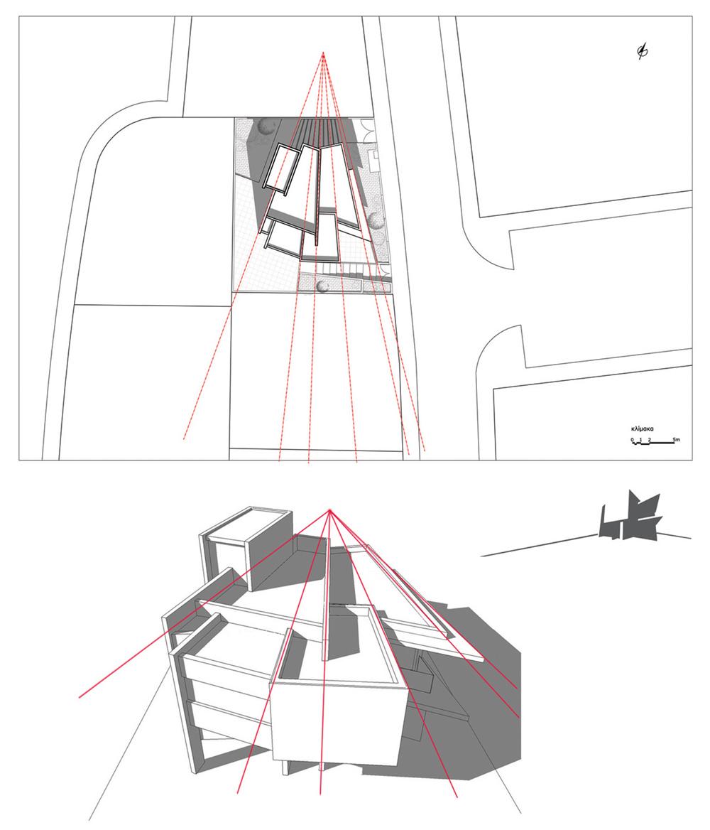 Γενικό χωροταξικό σχέδιο και τρισδιάστατη απεικόνιση, © Τσικκίνης Χαράλαμπος