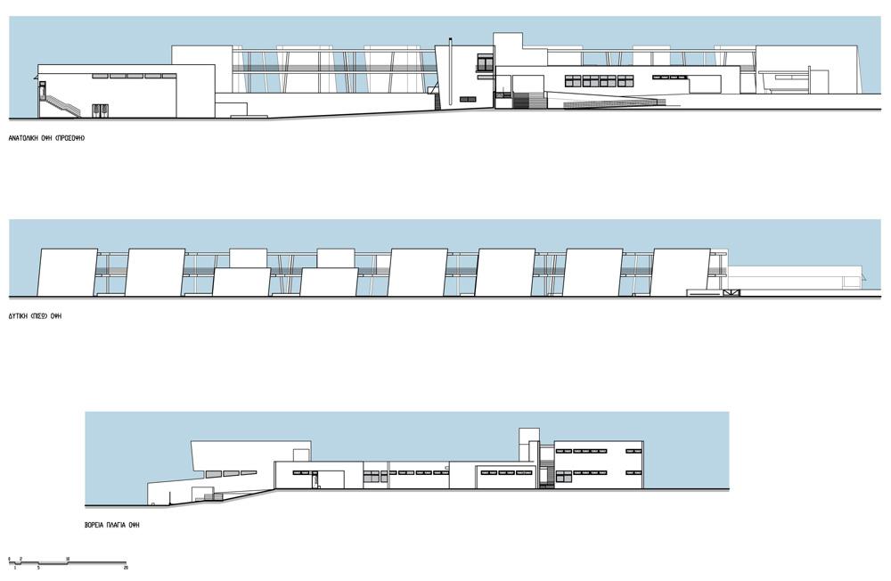 Όψεις, © ΑΚ Αρχιτεκτονικό Εργαστήρι