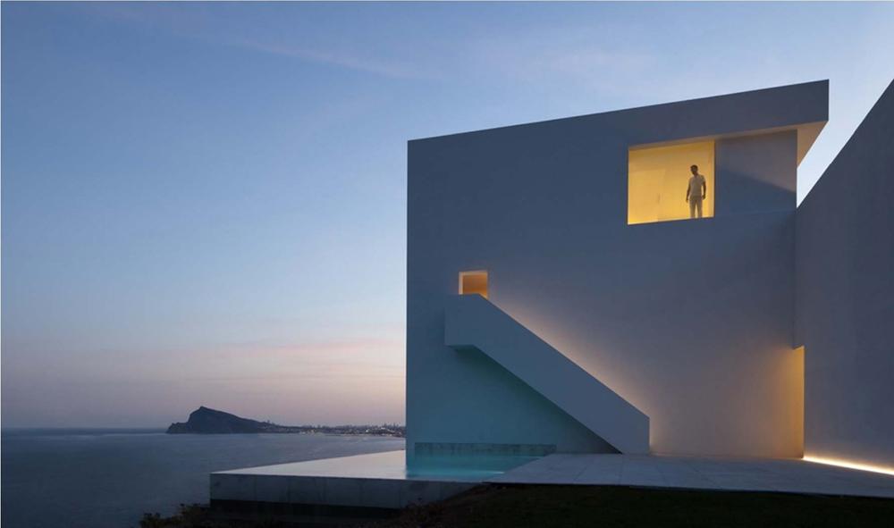 Αρχιτεκτονικός φωτισμός κατοικίας, Πηγή: Architizer.com
