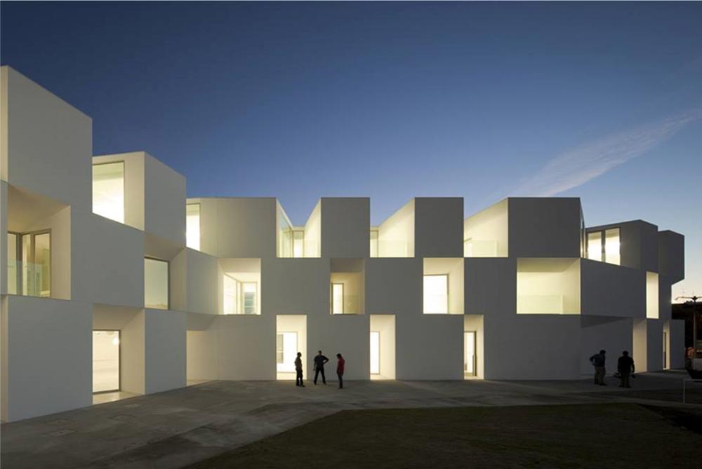 Φωτισμός και αρχιτεκτονική σε αρμονία, Πηγή: Architizer.com