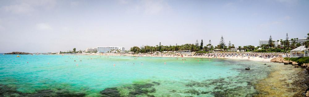 Παραλία Νησί, Αγία Νάπα© Χάρης Σολωμού