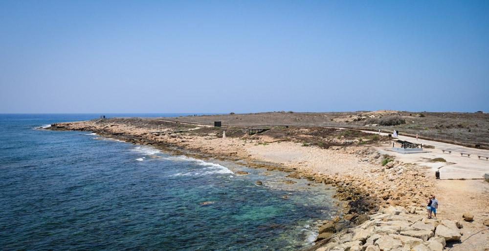 Δυτικός Παραλιακός Πεζόδρομος, Πάφος © Χάρης Σολωμού