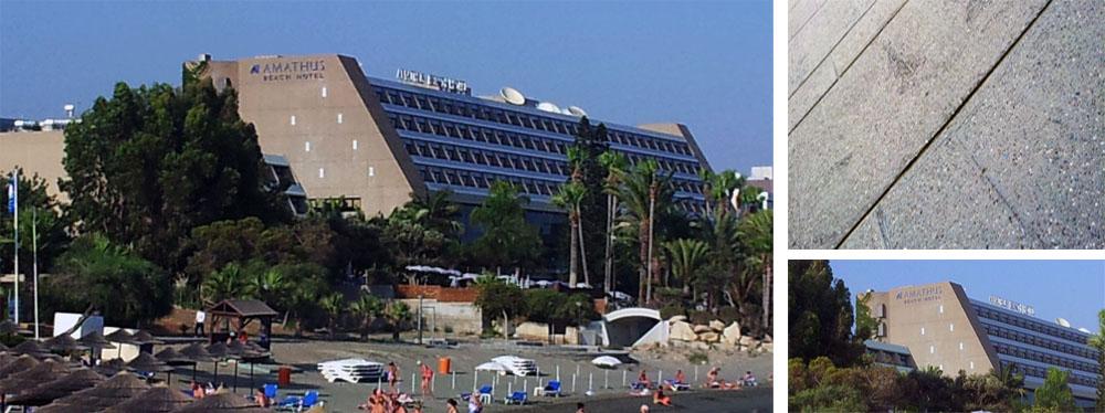 Το Ξενοδοχείο Amathus, στη Λεμεσό, © Φειδίας Παυλίδης, 2014