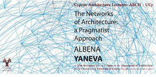 «The Networks of Architecture: a Pragmatist Approach»
