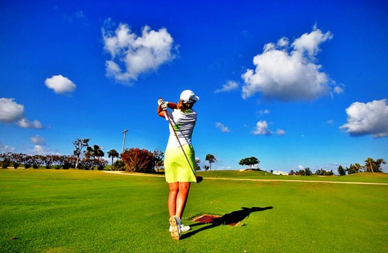 The joy of golf game, ©www.commonwikimedia.com