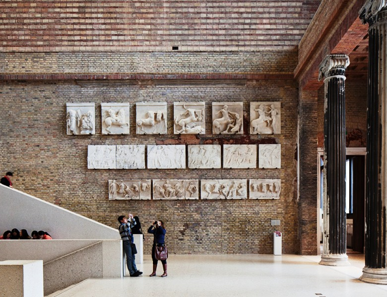 Experiencing Neues Museum, © www.gusternet.com