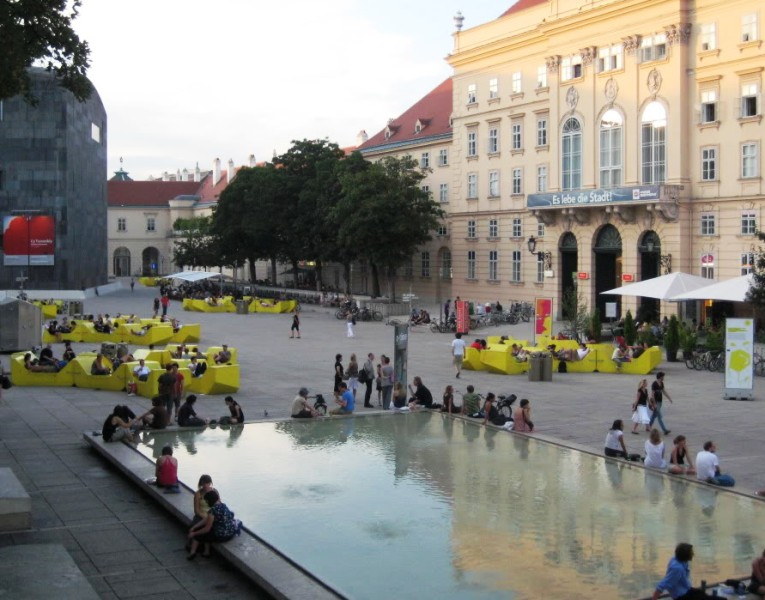 Museum Quarter Vienna, © 563photobucket.com