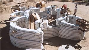 Τρόπος κατασκευής καταλύματος   © http://www.akdn.org/akaa_award9_awards_detail3.asp