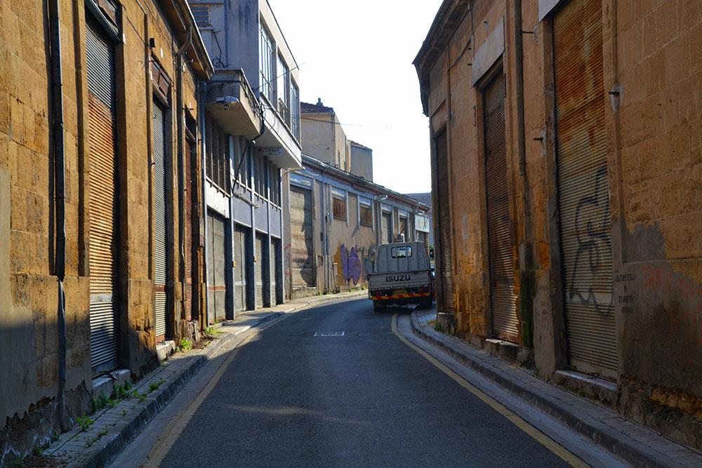 Ο πλούσιος αρχιτεκτονικός χαρακτήρας της παλιάς πόλης, © Δάφνη-Γεωργία Γεωργιάδη