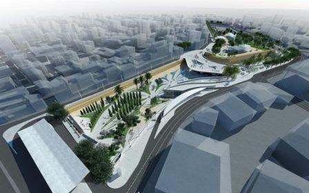 Η πολεοδομική πρόταση του γραφείου Zaha Hadid  για την Λευκωσία [www.nicosia.org.cy/el-GR]