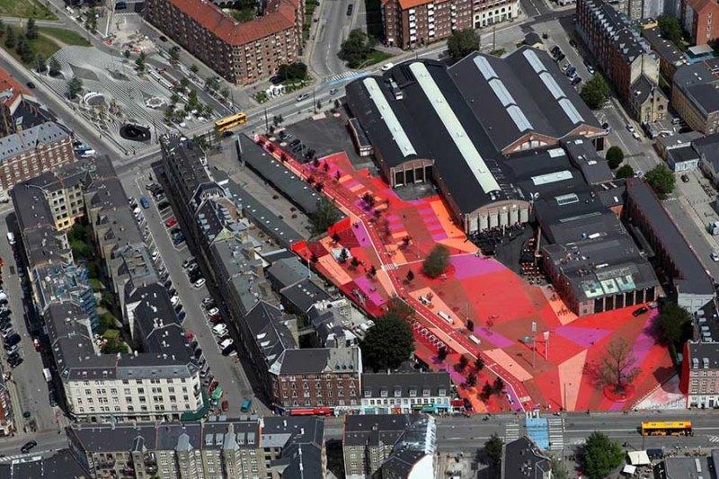 Norrebro City – Urban design for urban renewal – www.e-architect.co.uk
