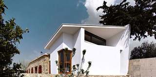 Refurbishment and Extension of Listed Building in Amargeti