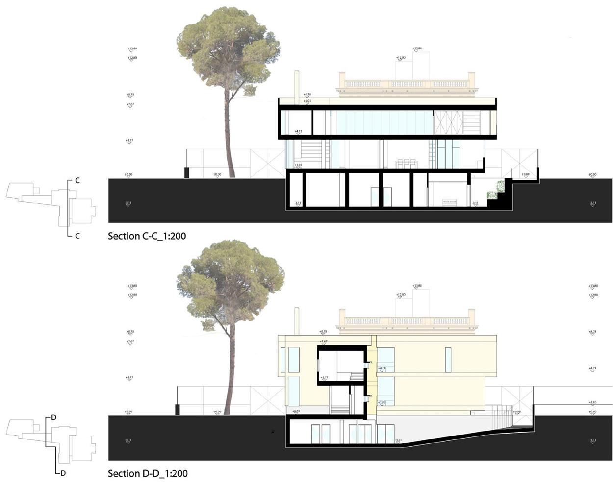 © DOMA ARCHITECTS, Studio Studio Battisti Architetti