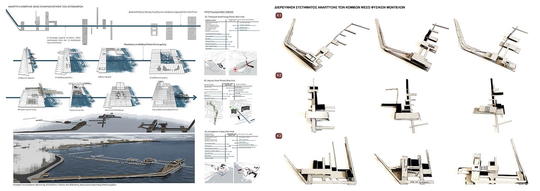 Ανάπτυξη κεντρικής ιδέας συναρμολόγησης αποβαθρών_Διερεύνηση μέσω φυσικών μοντέλων, © Γεώργιος Χαραλάμπους