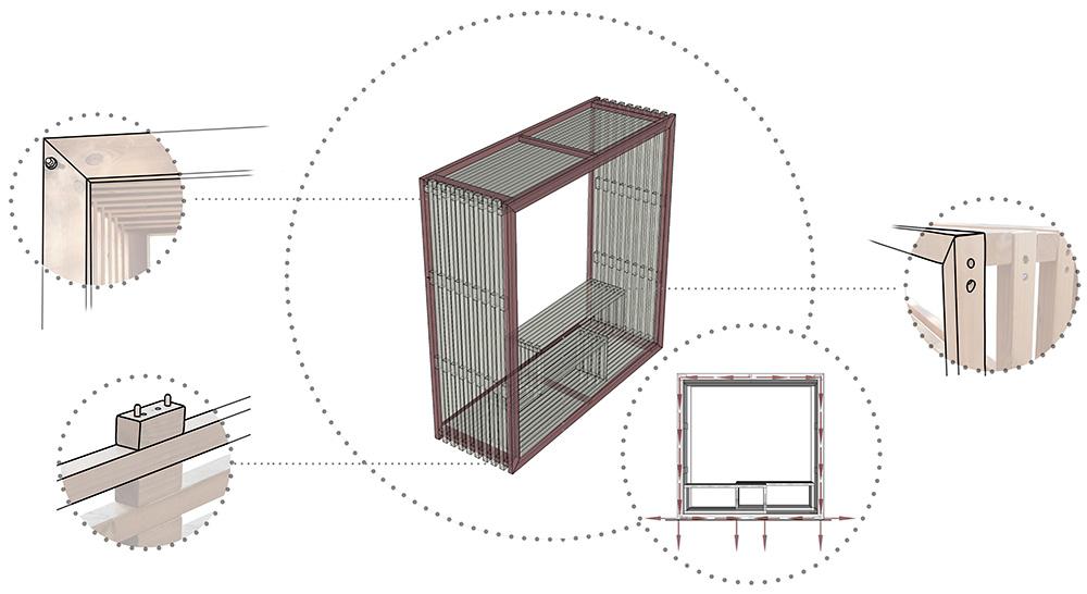 Κατασκευαστική ανάλυση - Κατασκευή A © Θερινό Εργαστήρι ΣΑΚ 2015