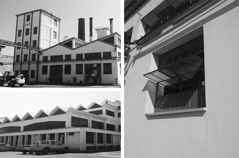 Το εργοστάσιο της ΚΕΟ στη Λεμεσό, © Φειδίας Παυλίδης, 2015