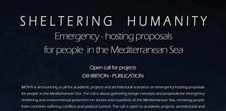 SHELTERING HUMANITY – Open Call for Projects