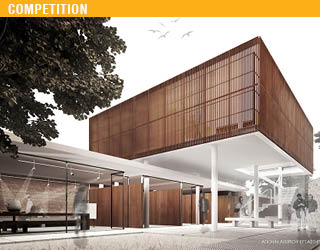 SECOND PRIZE – Architectural Competition For The Creation of The Cultural Village of Lemba, Paphos