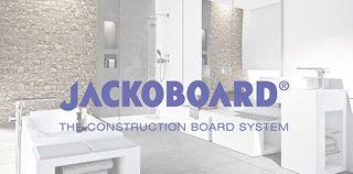 JACKOBOARD® – CONSTRUCTION BOARD SYSTEM