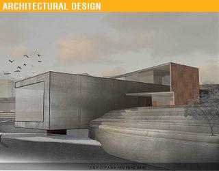 Architectural design and cultural landscapes: Multi- laboratory in the center of Aglantzia