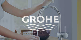 GROHE Minta Touch – cleanliness at your fingertips