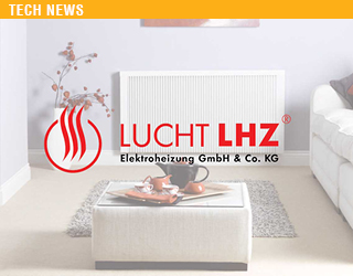 Lucht LHZ. Evolution in Electric Heating