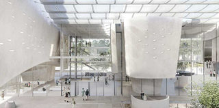 FIRST PRIZE – International Architectural Competition for the New Cyprus Museum