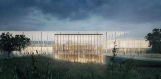 5th Position – International Architectural Competition for the New Cyprus Museum