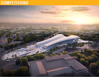 New Cyprus Museum – Competition Entry