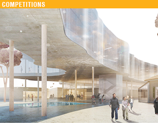 International Architectural Competition for the New Cyprus Museum – Competition Entry | agps architecture