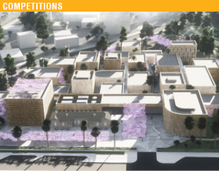 The New Cyprus Museum Competition Entry- 'Polyphonic'