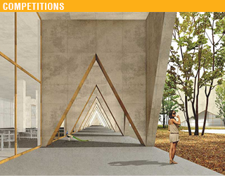 GARDENEUM, OR A GARDEN MUSEUM – New Cyprus Museum Competition Entry