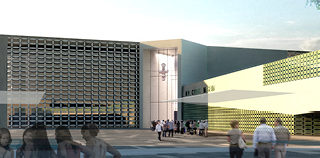 The New Cyprus Museum-Competition Entry