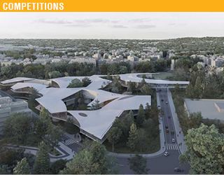 3rd Prize – International Architectural Competition for the New Cyprus Museum