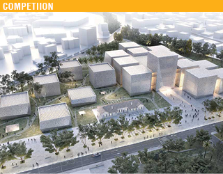 GRIDS OF ARCHAEOLOGY – International Architectural Competition for the New Cyprus Museum