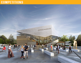 The New Cyprus Museum Competition Entry
